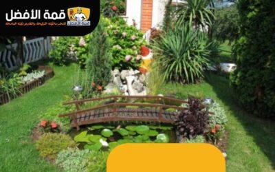 شركة تنسيق حدائق بالباحة